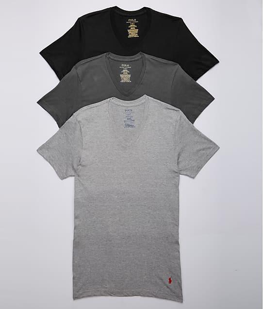 Polo Ralph Lauren: Classic Fit Cotton T-Shirts 3-Pack