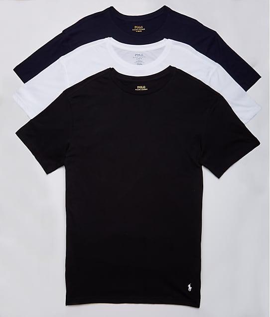 Polo Ralph Lauren: Classic Fit Cotton T-Shirt 3-Pack
