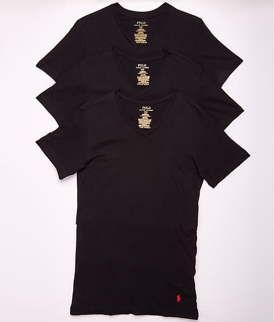 Polo Ralph Lauren Slim Fit Cotton T-Shirt 3-Pack  29a031939