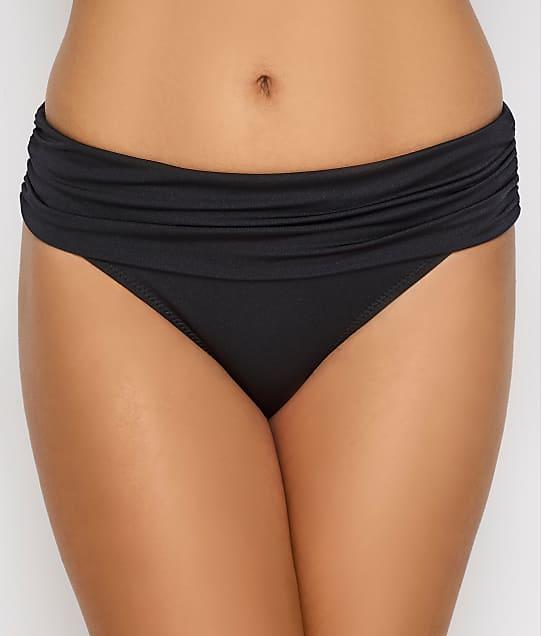 Pour Moi: Azure Fold-Over Bikini Bottom