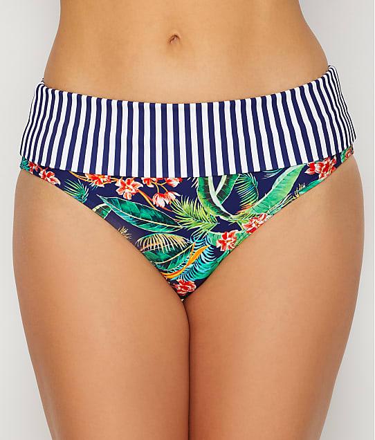 Pour Moi: Havana Breeze Fold-Over Bikini Bottom