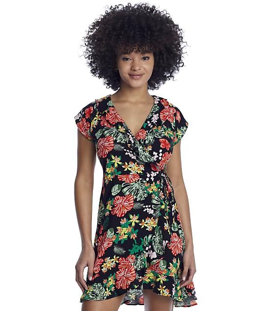 Pour Moi: Heatwave Barbados Wrap Cover-Up Dress