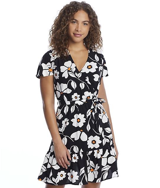 Pour Moi: Palermo Wrap Cover-Up Dress