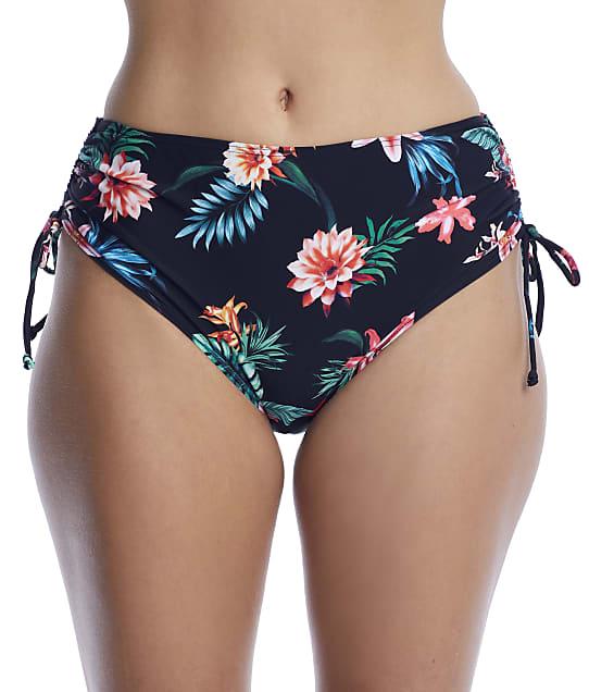 Pour Moi: Waterfall Adjustable Side Bikini Bottom