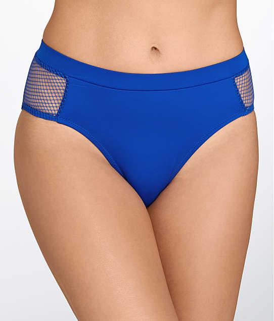 Pour Moi: Glamazon High Leg Bikini Bottom