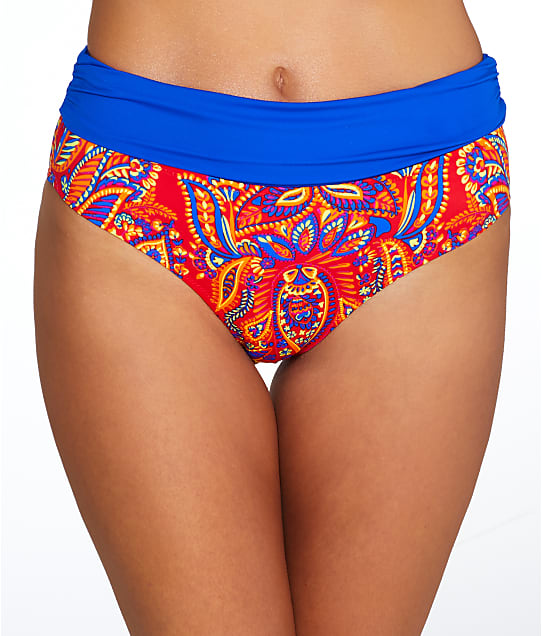 Pour Moi: Atlas Fold-Over Bikini Bottom