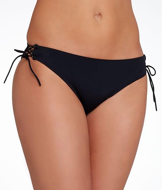 Pour Moi: LBB Side Tie Loop Bikini Bottom