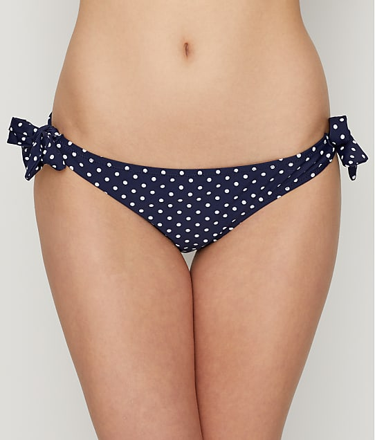 Pour Moi: Hot Spots Side Tie Bikini Bottom