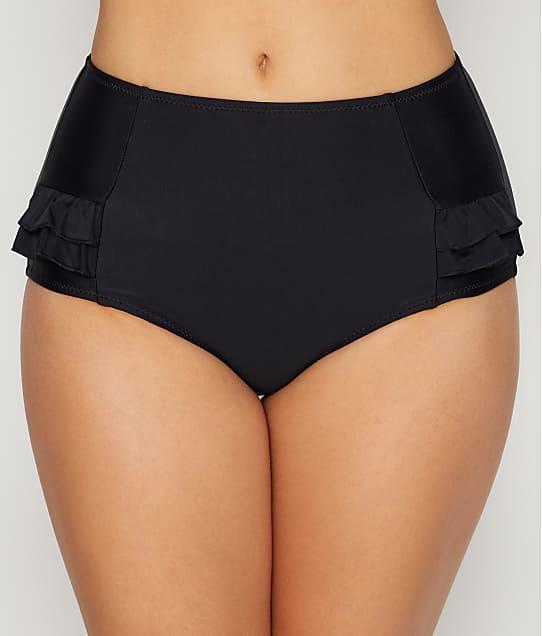 Pour Moi: Splash Frill Control Bikini Bottom