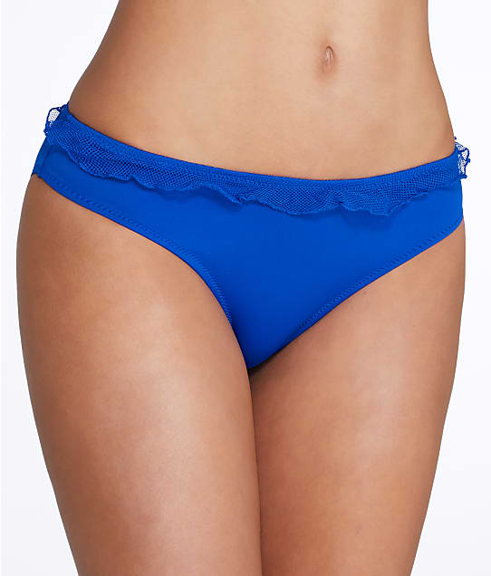 Pour Moi: Mesh It Up Bikini Bottom