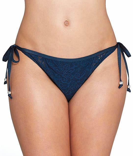 Pour Moi: Puerto Rico Side Tie Bikini Bottom