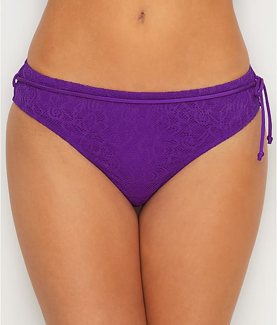 Pour Moi: Puerto Rico Belted Bikini Bottom