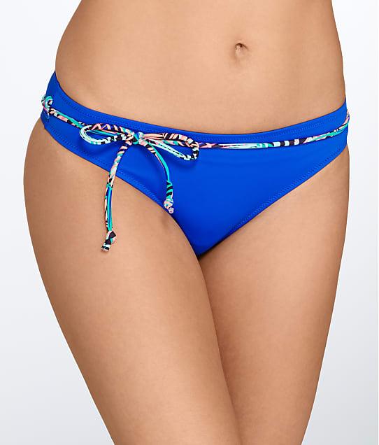 Pour Moi: Aruba Belted Bikini Bottom