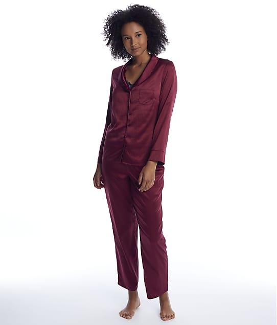Pour Moi: Dusk Satin Pajama Set
