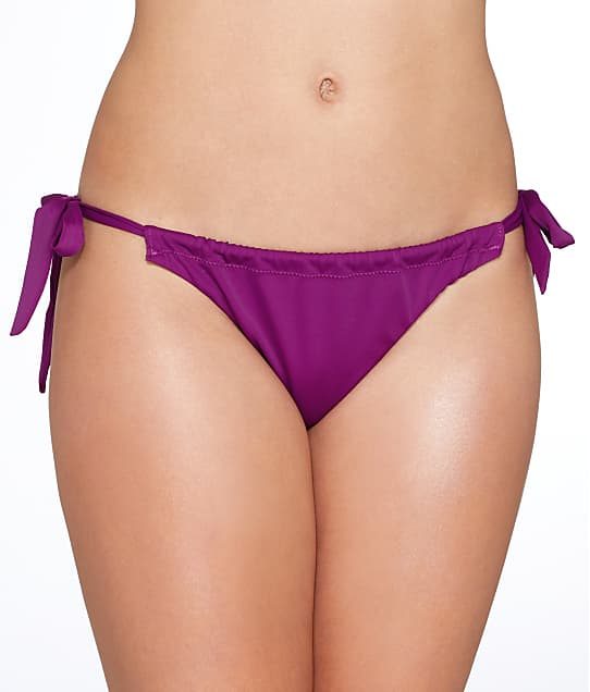Pour Moi: Instaglam Side Tie Bikini Bottom