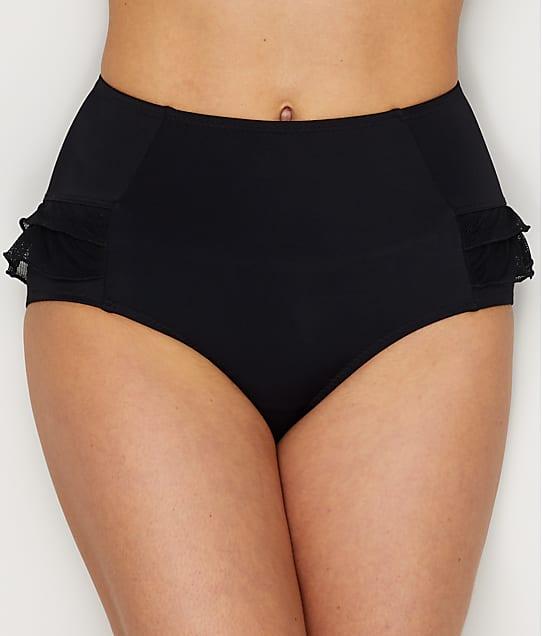 Pour Moi: Mardi Gras High-Waist Bikini Bottom