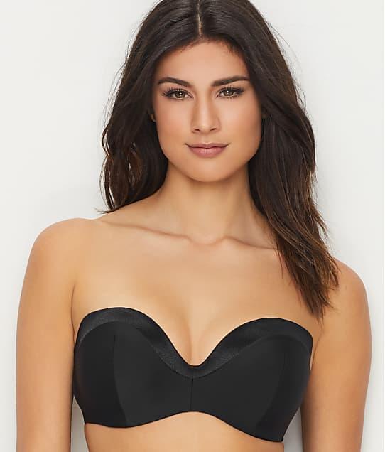 Pour Moi: Jet Set Bandeau Underwire Bikini Top