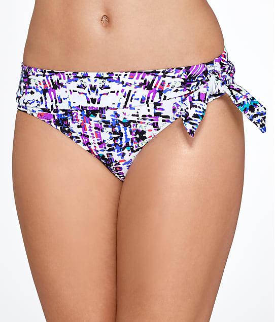 Pour Moi: Mykonos Tie-Belt Bikini Bottom