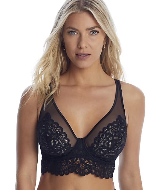 Prima Donna: First Night Plunge Longline Bra