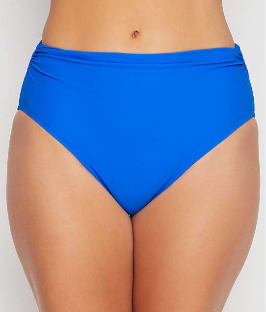 Profile by Gottex: Tutti Frutti Shirred Bikini Bottom