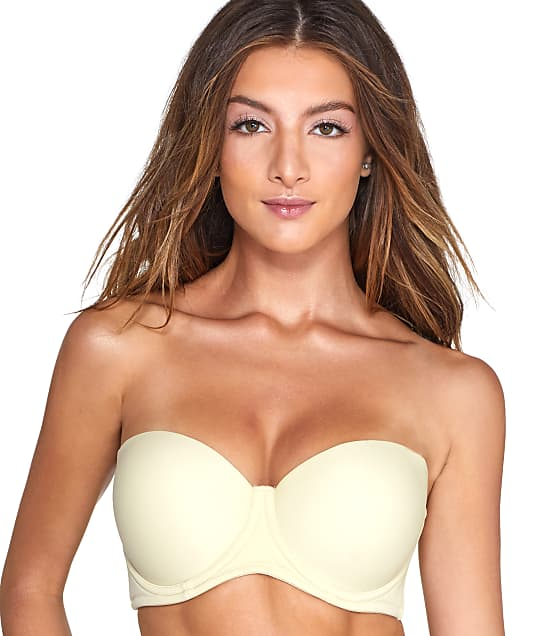 Q-T Intimates: Molded Strapless Convertible Bra