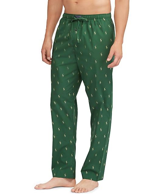 4b82bb755f Classic Pony Print Woven Pajama Pants