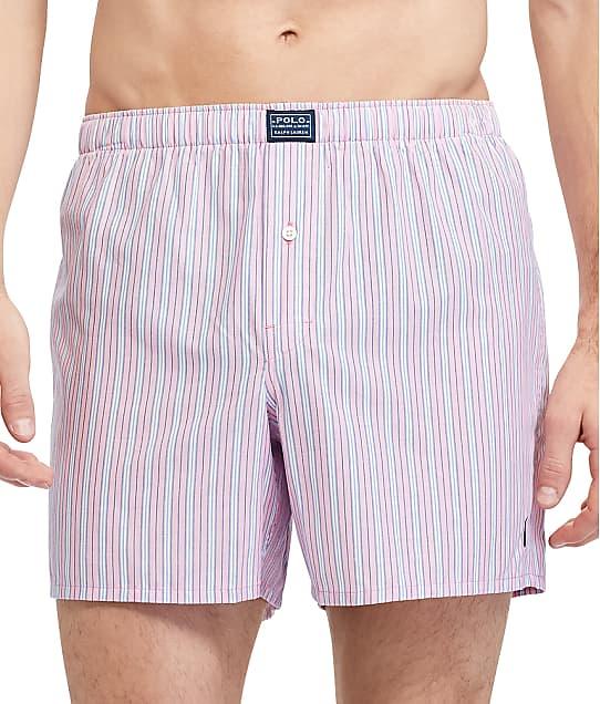 Polo Ralph Lauren: Striped Woven Boxer