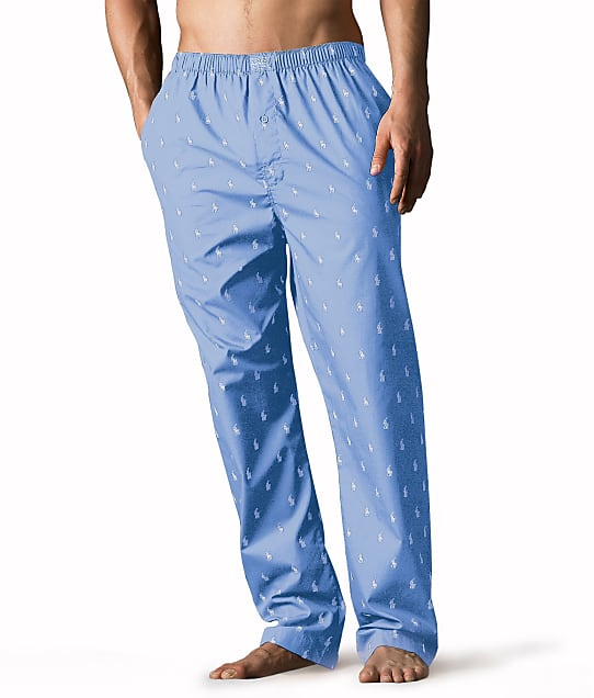 Polo Ralph Lauren: Woven Polo Player Lounge Pants