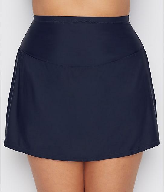 Raisins Curve: Plus Size Marrakesh Bravo Skirted Bikini Bottom