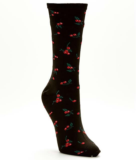 Ralph Lauren: Tossed Cherries Trouser Socks