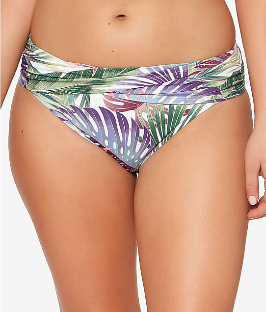 Bleu Rod Beattie Its A Breeze Sarong Hipster Bikini Bottom in Multi RBBZ22532