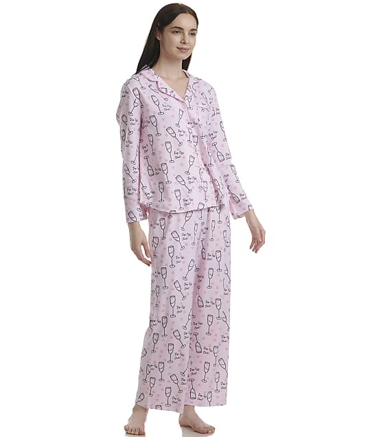 Karen Neuburger: Pop Fizz Knit Pajama Set