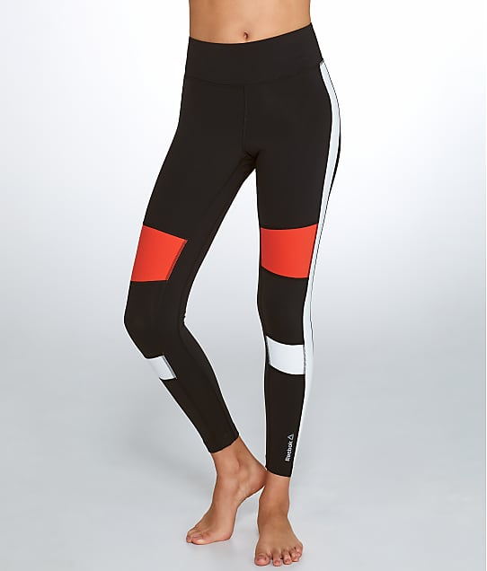 Reebok: Speedwick Colorblock Leggings
