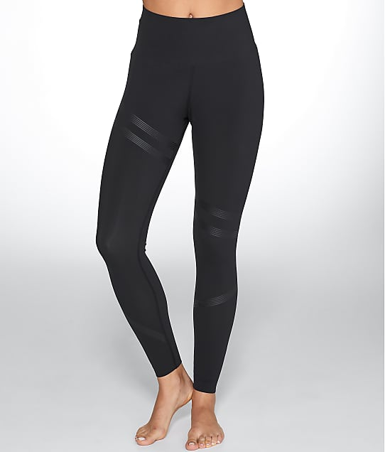 Reebok: Linear High-Waist Leggings