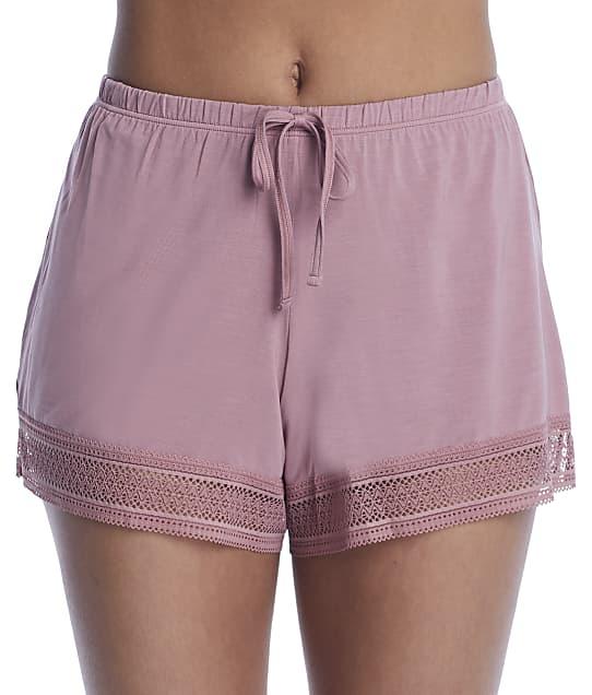 Reveal: Flat Lace Modal Sleep Shorts