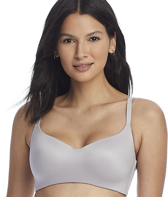 Reveal The Perfect Wireless Bra in Platinum(Front Views) RR0007