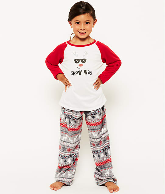 Karen Neuburger: Kids Unisex Winter Fleece Pajama Set