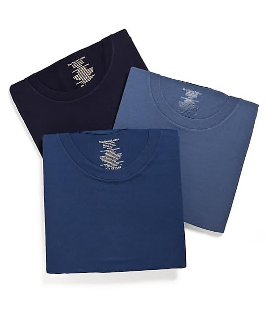 Polo Ralph Lauren: Classic Crew Neck T-Shirt 3-Pack