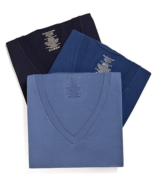 Polo Ralph Lauren: Classic V-Neck T-Shirts 3-Pack