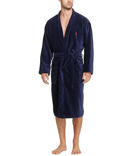 Polo Ralph Lauren: Velour Kimono Robe