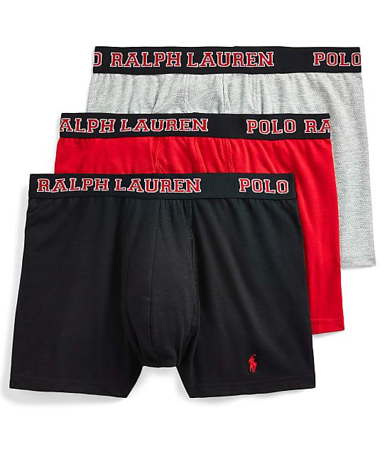 Polo Ralph Lauren: 4-D Flex Breathable Mesh Trunk 3-Pack