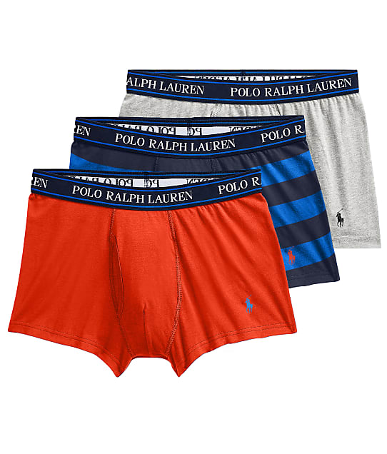 Polo Ralph Lauren Stretch Classic Fit Trunk 3-Pack in Andover/Saturn/Vail RWTRS3