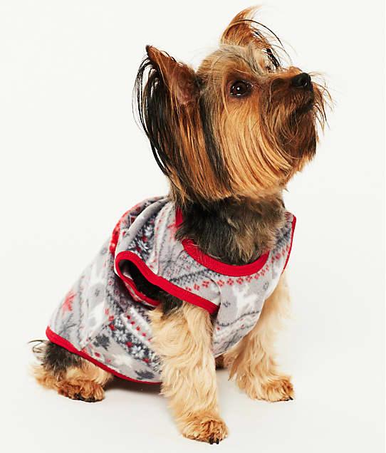 Karen Neuburger: Winter Dog Fleece