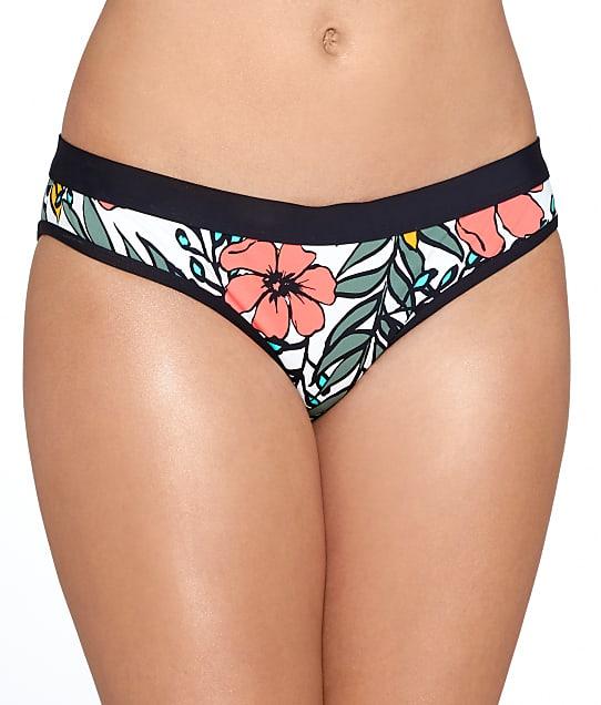 Skye: Blossom Banded Bikini Bottom