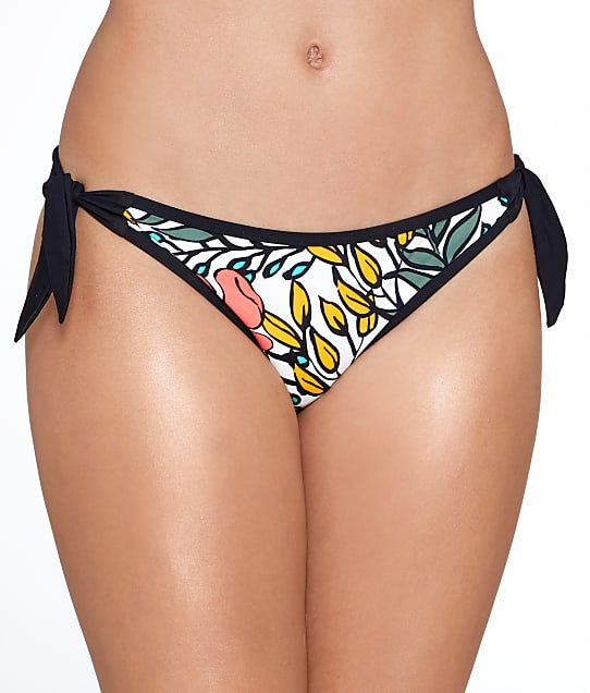 Skye: Blossom Side Tie Bikini Bottom