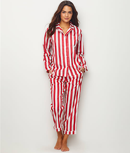 Sleepy Jones: Bishop Woven Pajama Set