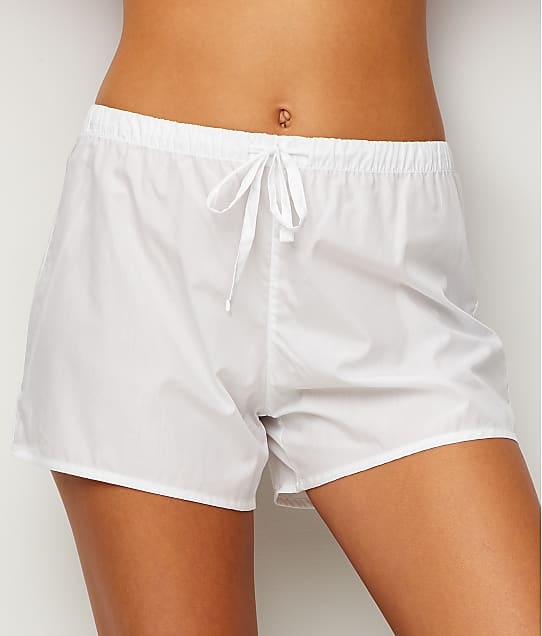 Sleepy Jones: Paloma Woven Sleep Shorts
