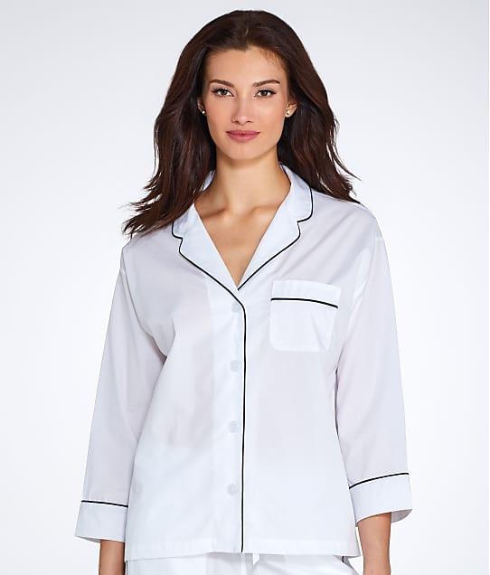 Sleepy Jones: Marina Woven Pajama Shirt
