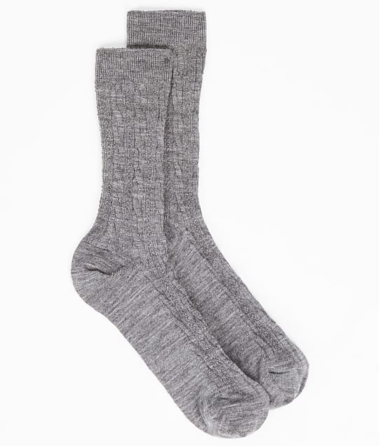 Smartwool: Cable II Crew Socks 2-Pack