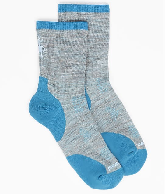 Smartwool: PhD Run Cold Weather Mid-Crew Socks